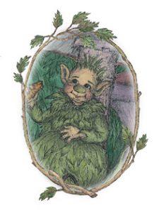 Der kleine grüne Kobolt